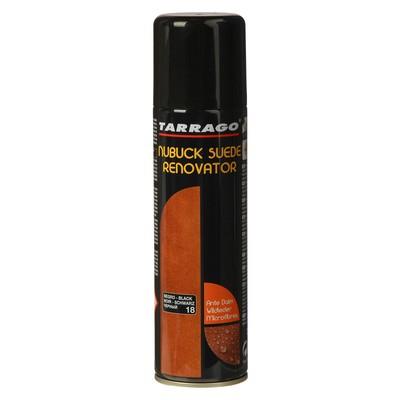 Краска для замши Tarrago Nubuck Suede Renovator 018, цвет чёрный, 250 мл