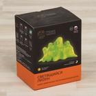 """Набор химических экспериментов для детей """"Светящийся лизун"""", оранжевый"""