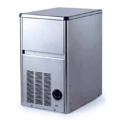 Льдогенератор Gemlux GM-IM18SDE AS, кускового льда (пальчики), 18 кг/сутки, хранение 4 кг