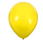 """Шар латексный 12"""", пастель, набор 50 шт., 3,3 г, цвет жёлтый"""