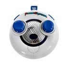 Электромобиль MASERATI LEVANTE, с радиоуправлением, свет и звук, цвет белый - фото 105641983
