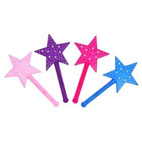 Палочка световая «Звёзды», цвета МИКС