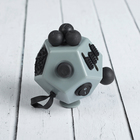 Кубик-антистресс, цвет серый