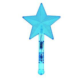 Палочка световая «Звезда», цвет синий