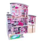 """Большой кукольный дом для Барби """"Сияние"""", с мебелью 30 элементов"""