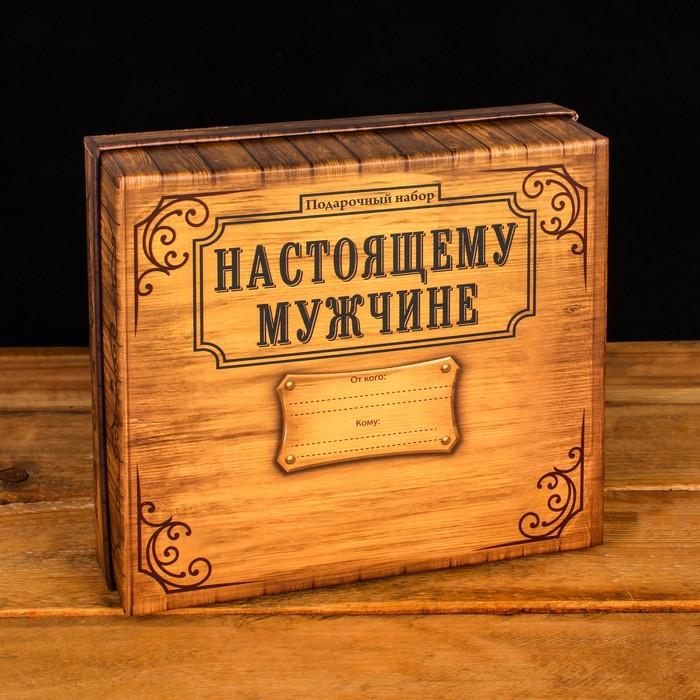"""Набор """"Россия"""", фляжка 180 мл, стопка 2 шт., воронка"""