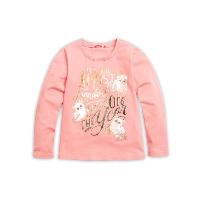 Джемпер для девочки, рост 86 см, цвет розовый