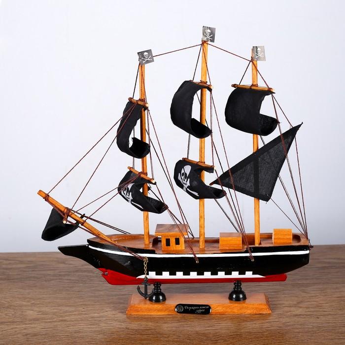 Корабль сувенирный средний «Мольтке», 31 х 6 х 29 см