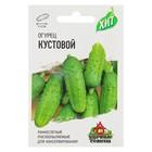 """Семена Огурец """"Кустовой"""", раннеспелый, пчелоопыляемый, 0,5 г"""