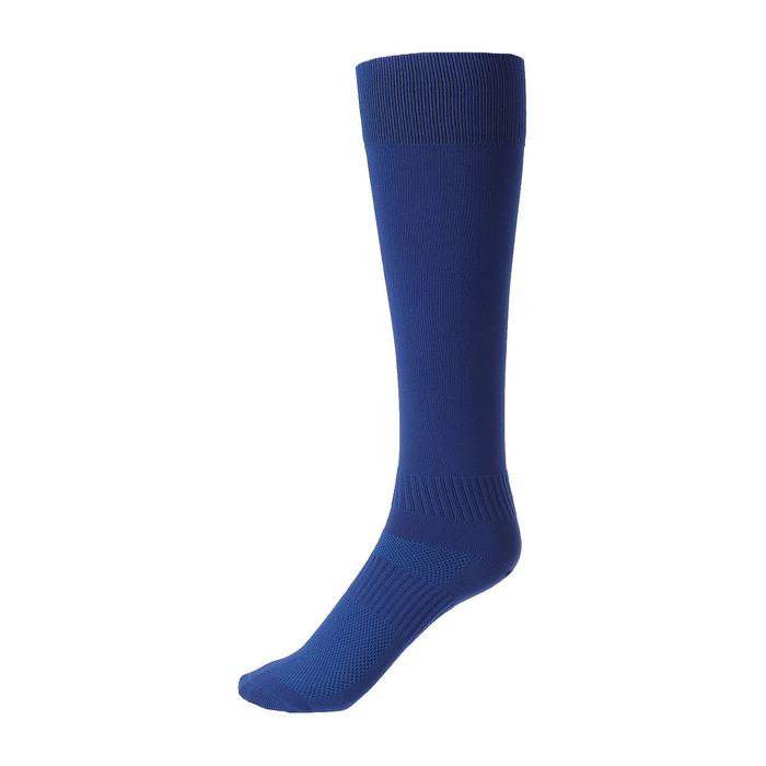 Гетры спортивные Спорт 3 цвет синий, р.35-37