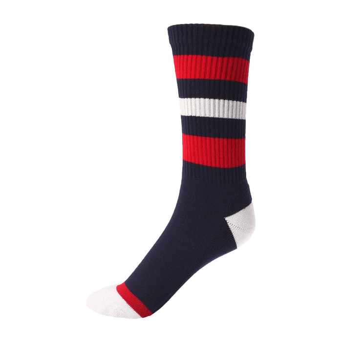Носки спортивные Спорт 4 цвет синий, р.41-43