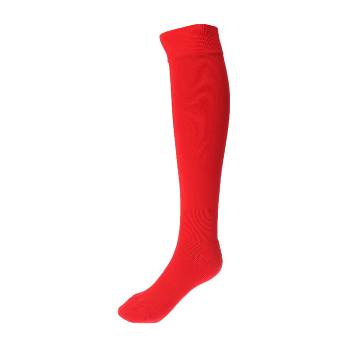 Гетры спортивные Спорт 5 цвет красный,  р. 41-43