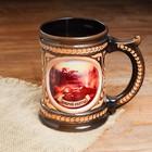 """Souvenir mug """"the Hunt 2"""" 0.5 litre/13.5 cm"""