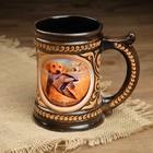 """Souvenir mug """"Hunting 3"""" 0.5 litre/13.5 cm"""