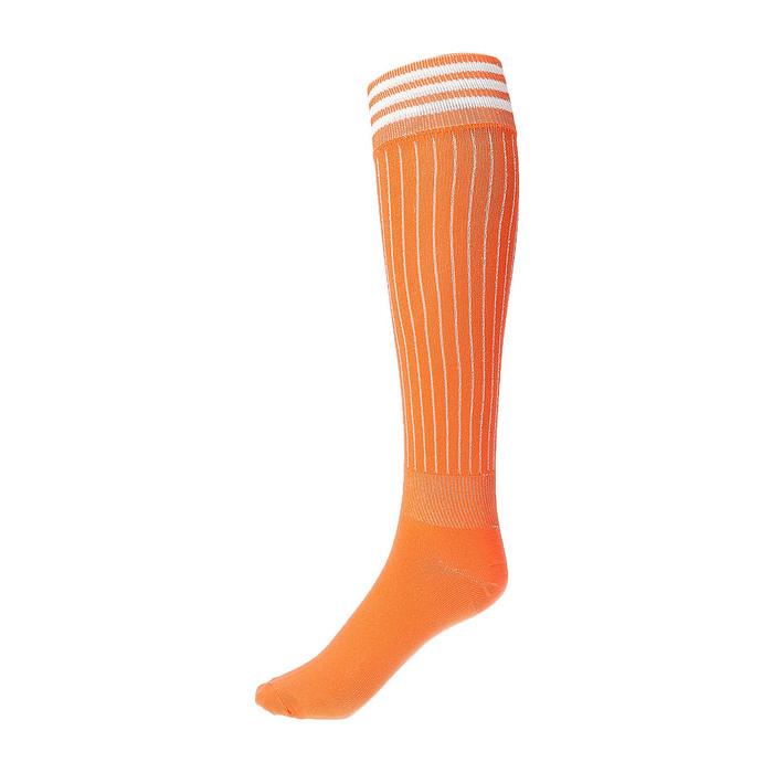 Гетры спортивные Спорт 6 цвет оранжевый,  р. 41-43