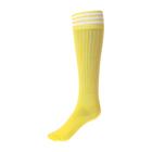 Гетры спортивные Спорт 6 цвет желтый,  р. 35-37