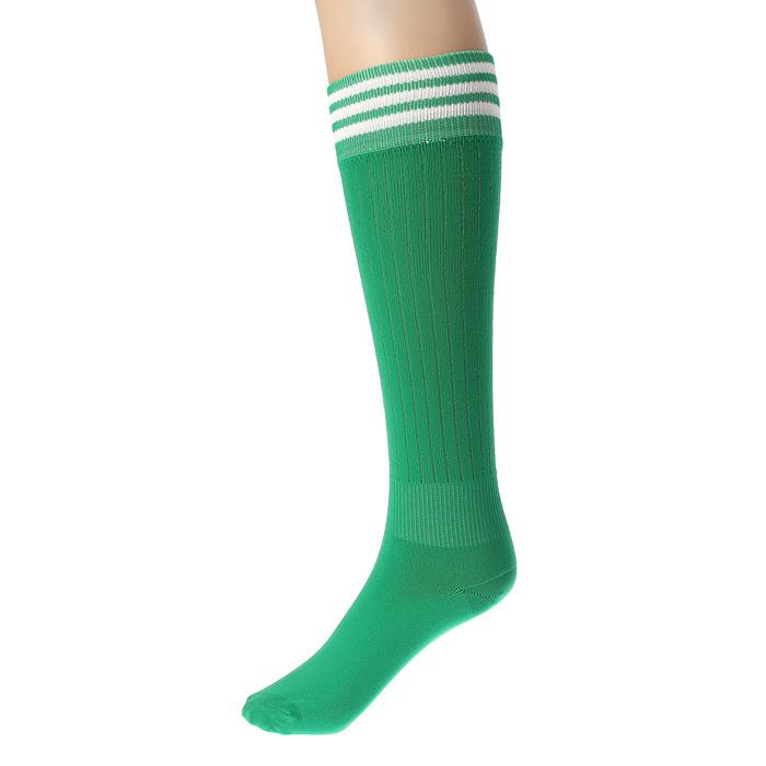 Гетры спортивные Спорт 6 цвет зеленый,  р. 32-34