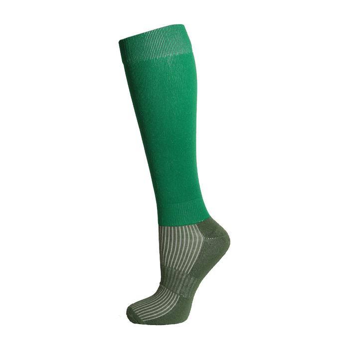 Гетры спортивные Спорт 7 цвет зеленый,  р. 35-37