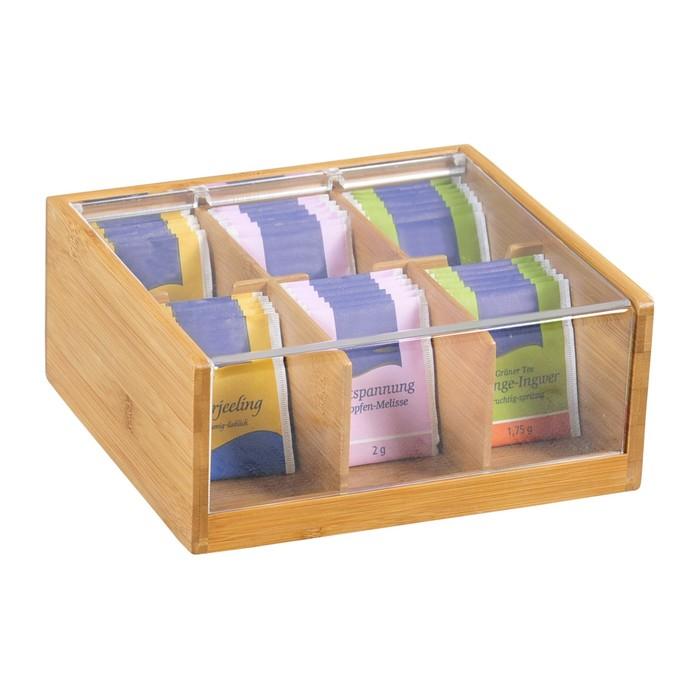 Коробка для чая , 5890-3