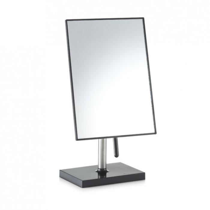 Зеркало 16,5х9,5х30,1 см., пластик/металл, 18492
