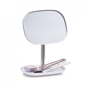 Зеркало настольное, 17,8 х 12,8 х 24 см