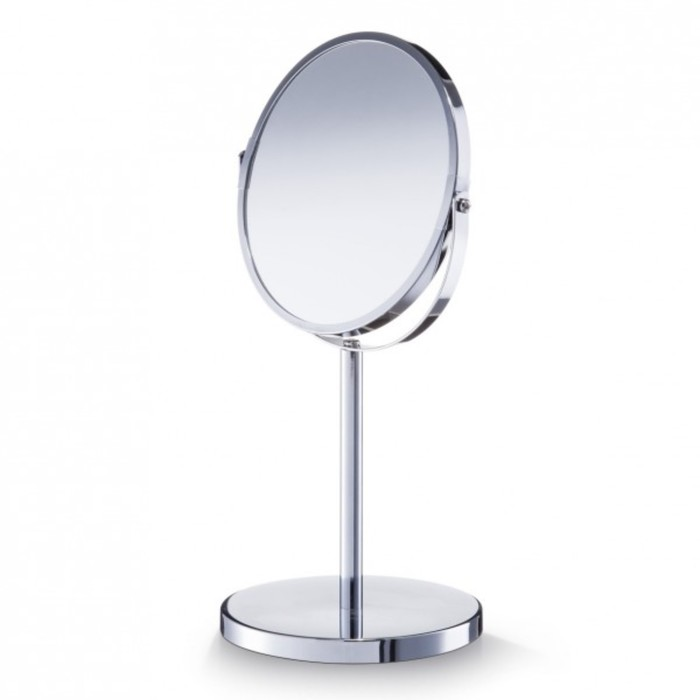 Зеркало d-17; d-15х35 см., металл, 18410