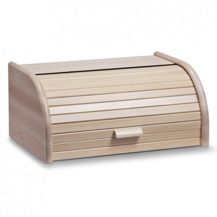 Хлебница 40х28х18 см., бук, 20463
