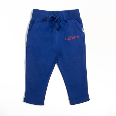 Брюки спортивные для девочки, рост 92 см, цвет синий Fwg-23-1_М