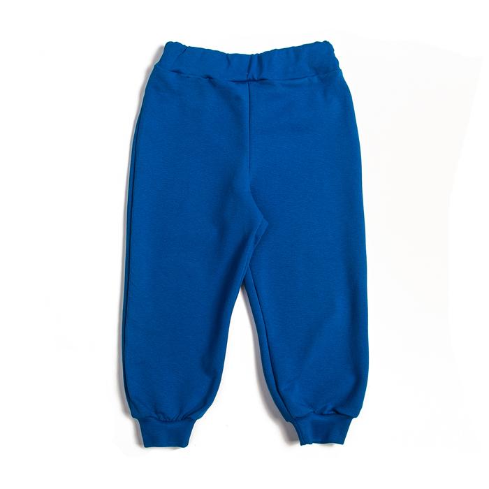 Штанишки детские, рост 74 см, цвет синий Bwb-09-2_М