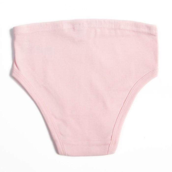 Трусы для девочки, рост 134 см, цвет розовый