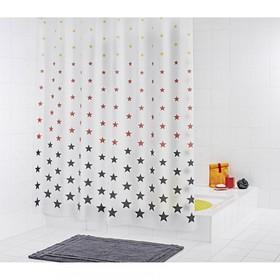 Штора для ванной комнаты Stella 180х200 см