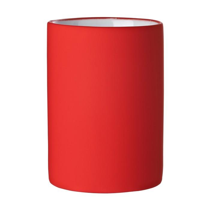 Стаканчик Elegance, цвет красный