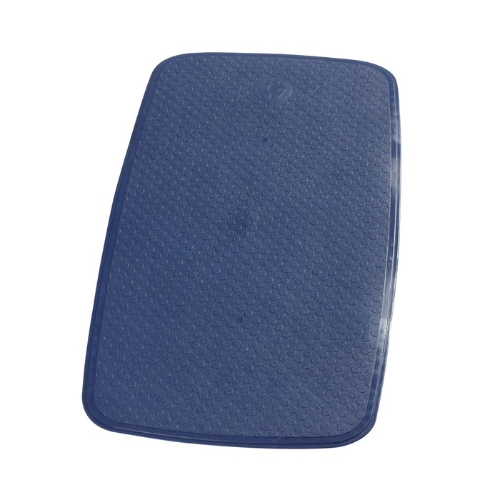 SPA-коврик противоскользящий 38х72 см Capri, цвет синий