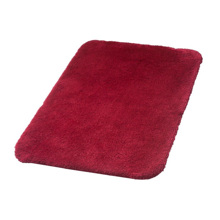 Коврик для ванной комнаты Istanbul, цвет красный 70х120 см