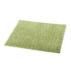 Коврик для ванной комнаты Melange, цвет зеленый 55х50 см