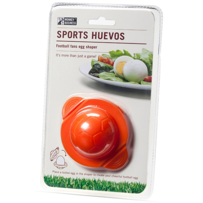Форма для яйца sPort футбол