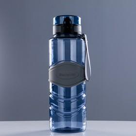 {{photo.Alt || photo.Description || 'Бутылка для воды 1350 мл, с резиновой вставкой ромбик, на браслете, микс, 8.5х27 см'}}