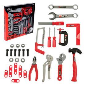 Набор инструментов «Крутой механик», 29 элементов
