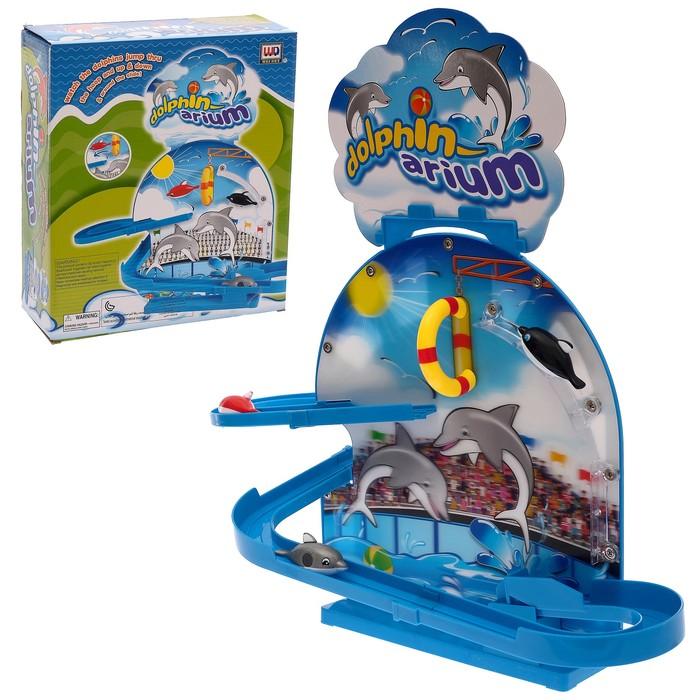 Развивающая игрушка «Дельфины»