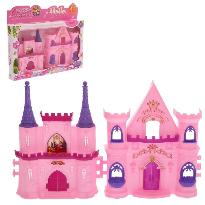 Замок для кукол «Мечта», складной