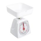 Весы кухонные механические ENERGY EN-406МК, до 5 кг, квадратные