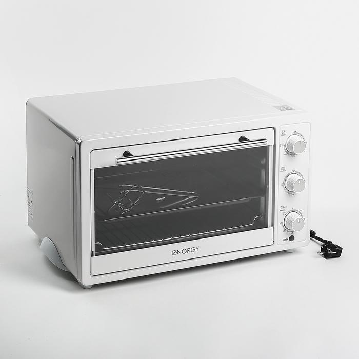 Духовка электрическая ENERGY GT30-W, 1600 Вт, 30 л, 65-240 ºС