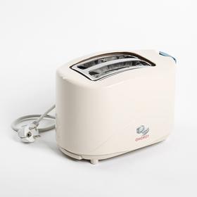 Тостер ENERGY EN-264, 750 Вт, 7 режимов прожарки, 2 тоста, белый