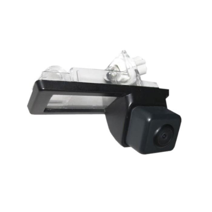 Камера заднего вида MyDean VCM-449C, Renault Fluence 2013+, Nissan Terrano 2014
