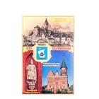 Магнит «Калининград. Пржемысл Отакар II и Кафедральный собор на о. Кнайпхоф»