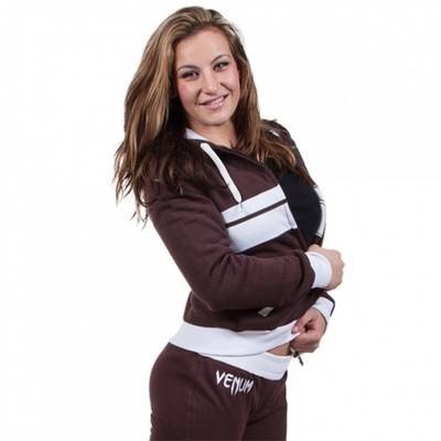Толстовка Venum Carioca Hoody for Women Brown XS