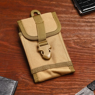 Bag Hiking without logo on the hook water-resistant 10*15cm