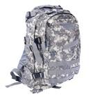Рюкзак походный, 50х28х35 см