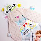 Мягкая игрушка «ШуМякиши. Комфортер Плюш», МИКС - фото 105533376