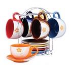 Чайный набор Wellberg Glamour, 220 мл